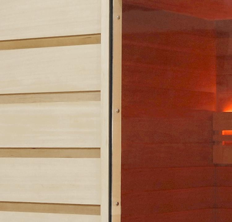 Point d'isolation du sauna